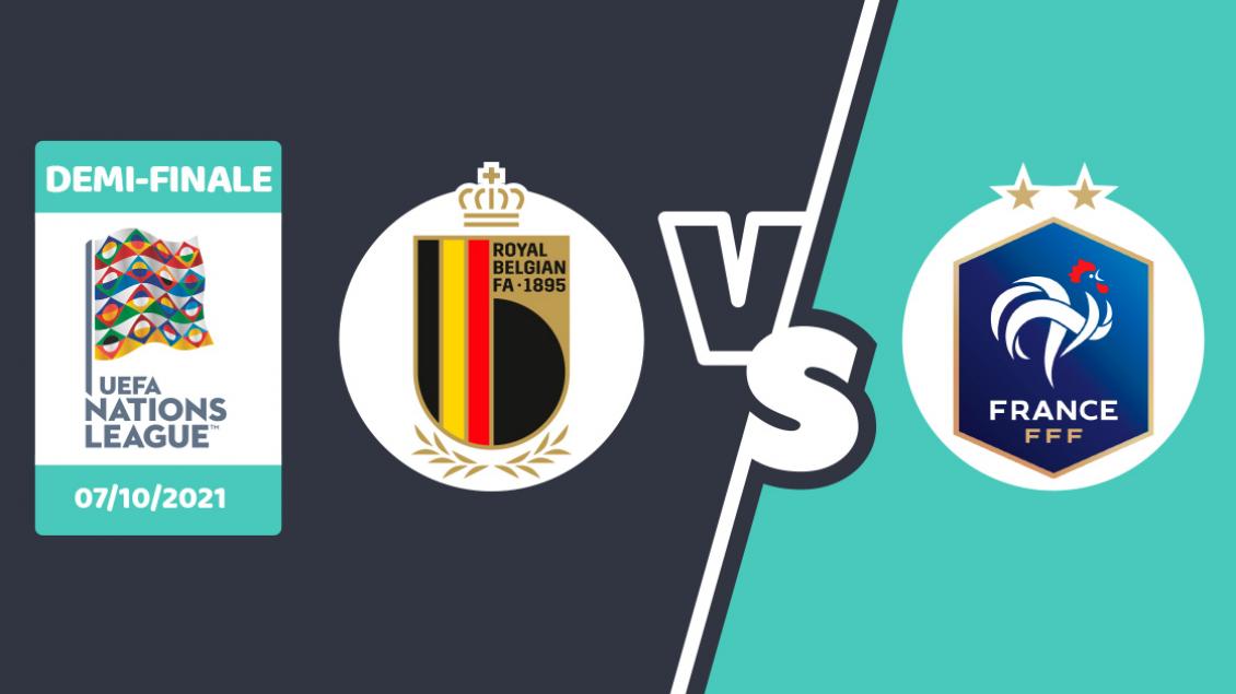 Belgique France Jeudi 07 Octobre 2021