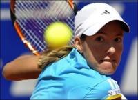 Justine Henin tenniswoman belge