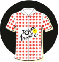 pronos maillot à pois tour de france