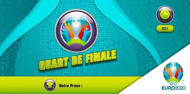 pronostic Belgique Italie vendredi 2 juillet quart de finale Euro 2021